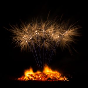 Special Courses - Guy Fawkes Night